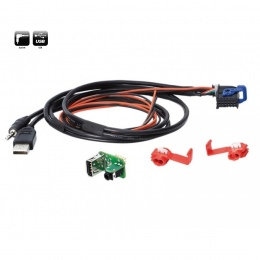 OEM USB/AUX Replacement Fiat, Alfa Romeo, Lancia, Aston Martin mit Blue and Me