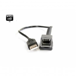 USB/AUX Replacement Mitsubishi ASX ab 2011>, L200 ab 2015>