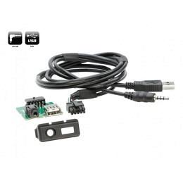 USB/AUX Replacement Austausch OEM Buchse Mazda ab 2012>