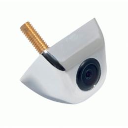 Rückfahrkamera - Unterbau mit Weitwinkellinse 170°,verchromte Aluminium-Gehäuse