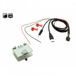 USB/AUX Replacement OEM Buchse für Fiat ohne Blue and Me System