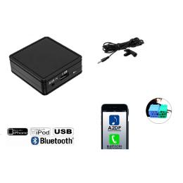 USB - Bluetooth® A2DP & Freisprechfunktion für VV, Bora, Lupo, Passat bis 2003