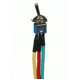 Mini Kippschalter Ein/Aus Schalter 12V/15A