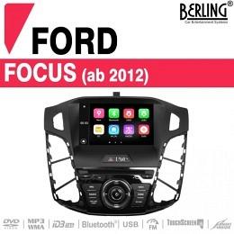 Autoradio für Ford Focus (ab 2012), TS-1805HD-2, B-Ware (Nr. 444)