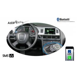 """Kufatec Bluetooth Freisprecheinrichtung/A2DP für Audi,MMI 2G """"Pro"""" bis 10/2010"""