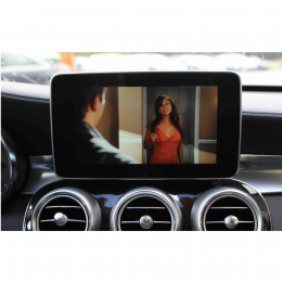 DVD-TV Freischaltung APS NTG-5 / 5,5 C-Klasse W205, S-Klasse W222, V-Klasse W447