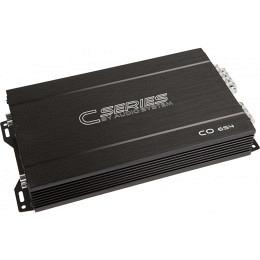 Audio System CO65.4, 4-Kanal Hochleistungs-Verstärker, 4x 65W oder 2x 210W RMS