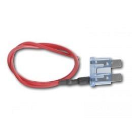 Mini Stecksicherung 15 A mit Kabel