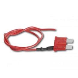 Stecksicherung 10 A mit Kabel