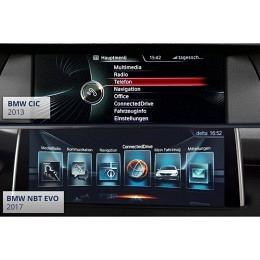 DVD Freischaltung BMW 2er,3er,4er,5er,6er,7er,X serie,NBT Touch,EVO Professional