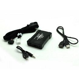 USB,AUX,SD Adapter für Toyota alle Modelle ab 2004>