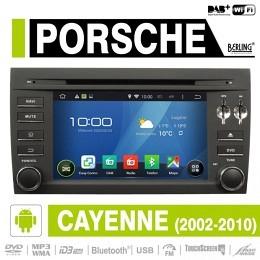 Android Autoradio für Porsche Cayenne 2002-2010, DAB+ ready, Berling AN-7222