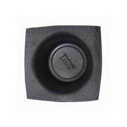 Lautsprecher-Schutzgehäuse aus wasserfestem Schaumstoff, rund 20cm (Paar)