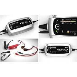 CTEK MXS 10 EC Autobatterie-Ladegerät mit Temperaturausgleich, 12 Volt/10A Max.