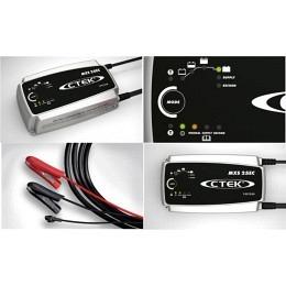 CTEK MXS 25 EC Autobatterie-Ladegerät mit Temperaturausgleich, 12 Volt/25A Max.