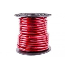 Stromkabel 20 mm² Ø, Vollkupfer (High-Quality) Meterware, rot