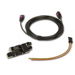FISTUNE® DAB+ Antennenmodul für Scheibenantenne Audi A4 8K Avant