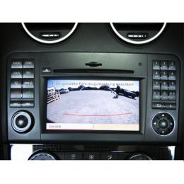 Kamera-TV Eingangsaktivator Mercedes / VW Crafter mit NTG2.5 Navigation