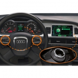 Bluetooth Handyvorbereitung für Audi A4 8K, A5 8T,Q5 8R mit MMI 3GTouareg - 7P