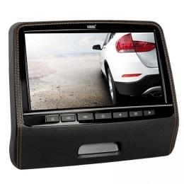 "9"" LED DVD-Bildschirm für Kopfstützen, universell HDMI/DVD/SD/IR Berling 9100VIP"