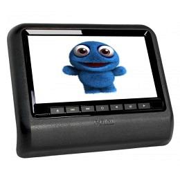 "9"" LED DVD-Bildschirm für Kopfstützen, universell DVD/USB/SD/IR Berling 9917VIP"
