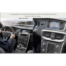 Front- Rückfahrkamera  eingang Videofreischaltung für VolvoS,V,XC-60/70 bis 2016