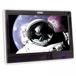 """1 Paar, 11,6"""" DVD-Bildschirm für Kopfstützen, HDMI/DVD/USB/SD Berling 1160VIP"""