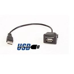 USB Anschluss Buchse ( Blindschalter im Armaturenbrett) für Chevrolet Colorado
