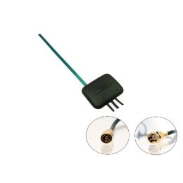 AIV 150567 DAB+ Scheibenantenne aktiv mit 250cm Kabel SMA/SMB Anschluss