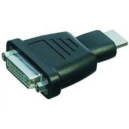 HDMI-DVI Adapter HDMI Stecker --> DVI Buchse