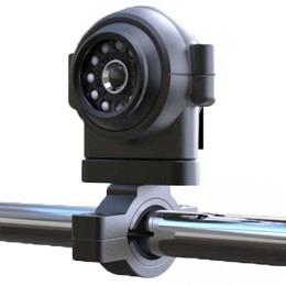 Kamera mit Clip für Stangen, drehbar, nachtsichttauglich, 150°, Berling CMR-388B