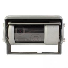 Premium Rückfahrkamera, 2 Dual-Kameras Schutzpanel m. Heizung, Berling CMR-660DM