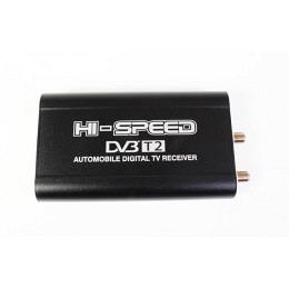 DVBT-2 Receiver mit PVR/USB/HDMI/1080P inkl. 2 Antennen DVB7782