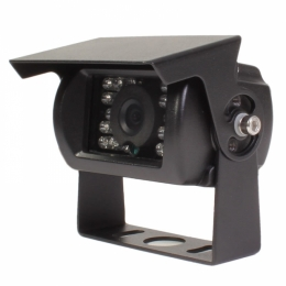 Heck Rückfahrkamera, neigbar, universell passend, 120°, Berling CMR-201