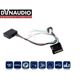 Adapter Lenkradfernbedienung Interface passend für VW Touran 1T GP2 Soundsystem