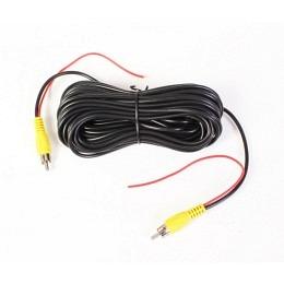 Cinchkabel/RCA mit Remoteleitung 10 Meter Verlängerung