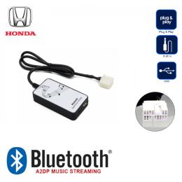 Bluetooth A2DP, USB, AUX Interface für Honda Acord, Civic, Jazz, S2000 ab 2001->