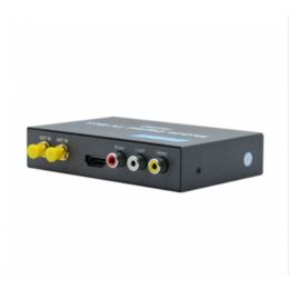 DVBT-2 Receiver mit USB/HDMI/Aufnahmefunktion inkl. 2 Antennen