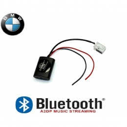 BMW Bluetooth-Streaming-Adapter A2DP  für BMW 5-Series/ E60, 2003 bis 2010