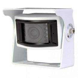 Heck Rückfahrkamera, SONY CCD, neigbar, Nachtsicht, weiss, 150°, Berling CMR-320