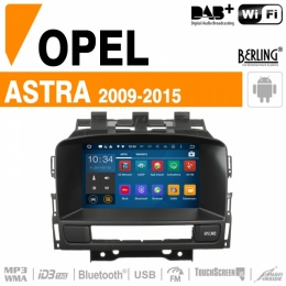 Autoradio Navigation für Opel, Berling TS-1103, ANDROID Version