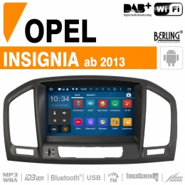 Autoradio Navigation für Opel, Berling TS-1105E-3, ANDROID Version