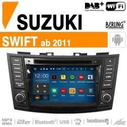 Autoradio Navigation für Suzuki, Berling TS-1502HD-2, ANDROID Version