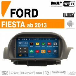 Autoradio Navigation für Ford, Berling TS-1803HD-1, ANDROID Version