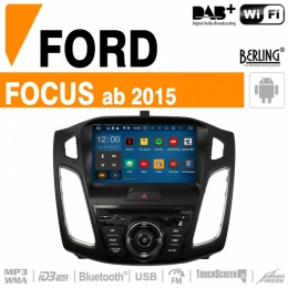 Autoradio Navigation für Ford, Berling TS-1814HD, ANDROID Version