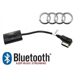 Bluetooth Streaming A2DP Audi A3,A5,A5,A6 A7,A8,Q5 Q7, R8, TT, MMI3G mit AMI