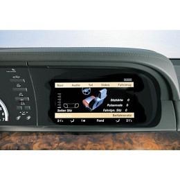 TV-Freischaltung für Mercedes-Benz S (W221), CL-Klasse (W216), mit NTG3/3.5