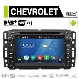B-WARE, Android Autoradio, GPS/Navigation für GMC/Chevrolet B-Ware (Nr. 205)