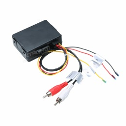 Optische LWL Decoder Box für Mercedes E/CLS/SLK/SL/CLK, CM-FOBB03