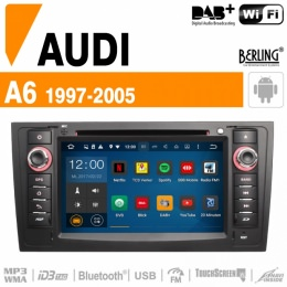Autoradio Navigation für Audi, Berling TS-1407F-4, ANDROID Version
